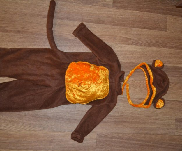 Новогодний костюм обезьянки. Фото 2. Краснодар.