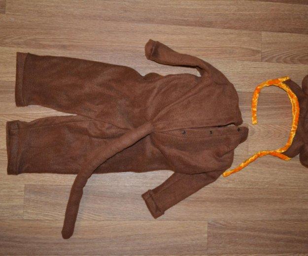 Новогодний костюм обезьянки. Фото 3. Краснодар.