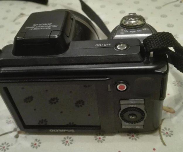 Фотоаппарат olympus sp-600uz. Фото 3. Самара.