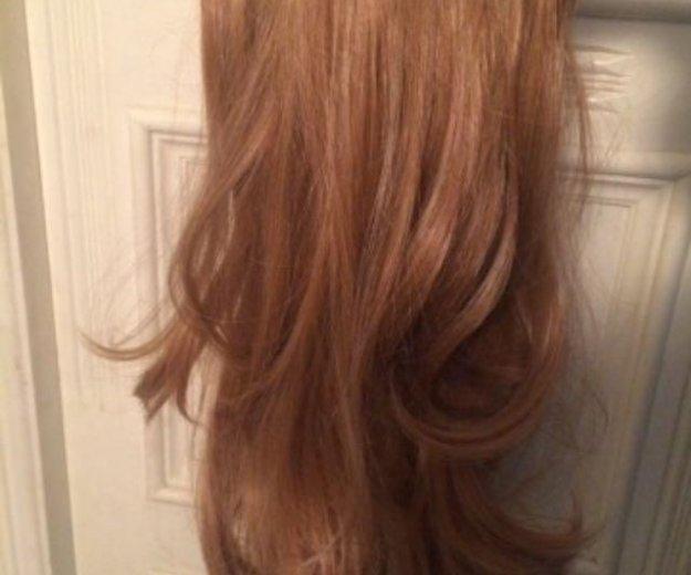 Накладка на волосы, шиньон. Фото 4. Москва.