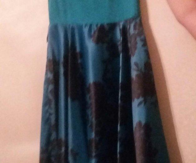 Платье на девочку 9-11 лет. Фото 1. Пенза.