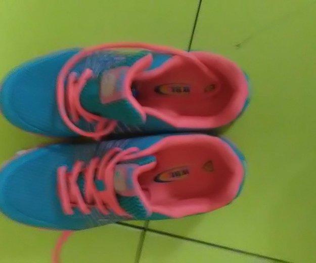 Новые кроссовки. Фото 1. Омск.