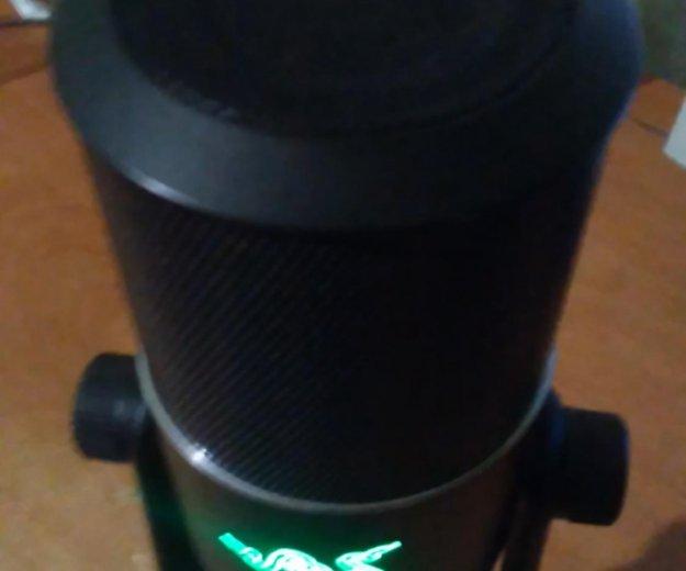 Студийный микрофон - razer seiren pro. Фото 2. Новоалтайск.
