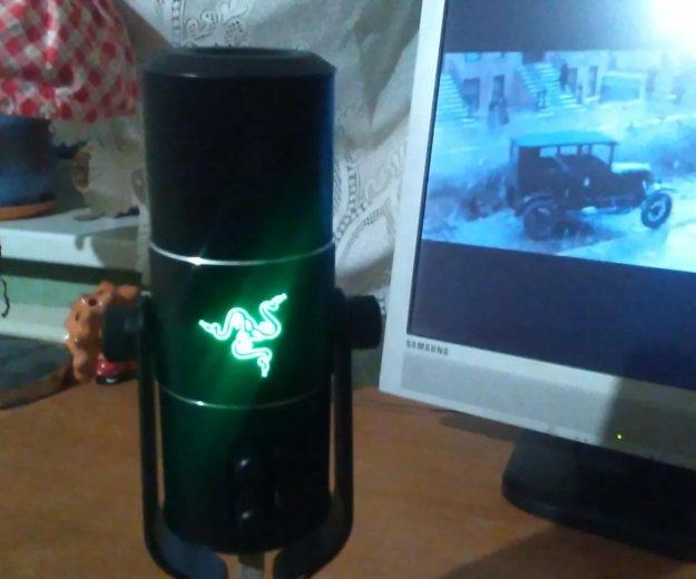 Студийный микрофон - razer seiren pro. Фото 1. Новоалтайск.
