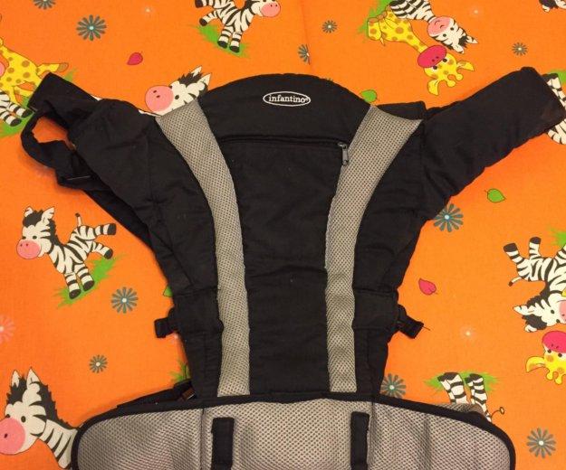 Эрго рюкзак. Фото 1.