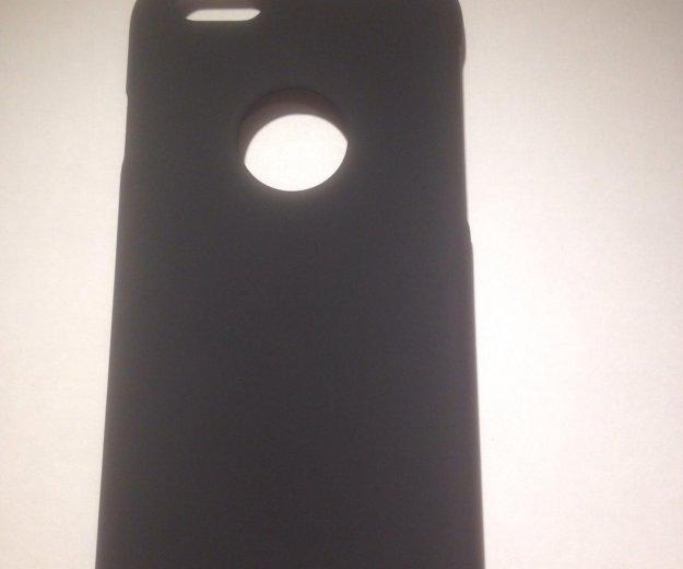 Матовый пластиковый чехол на iphone 6/6s. Фото 1. Санкт-Петербург.