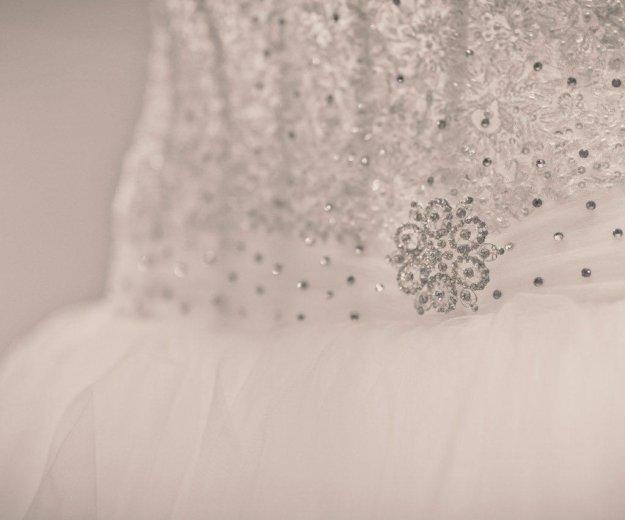 Свадебное платье. Фото 1. Маркова.