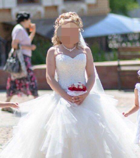 Свадебное платье. Фото 2. Маркова.