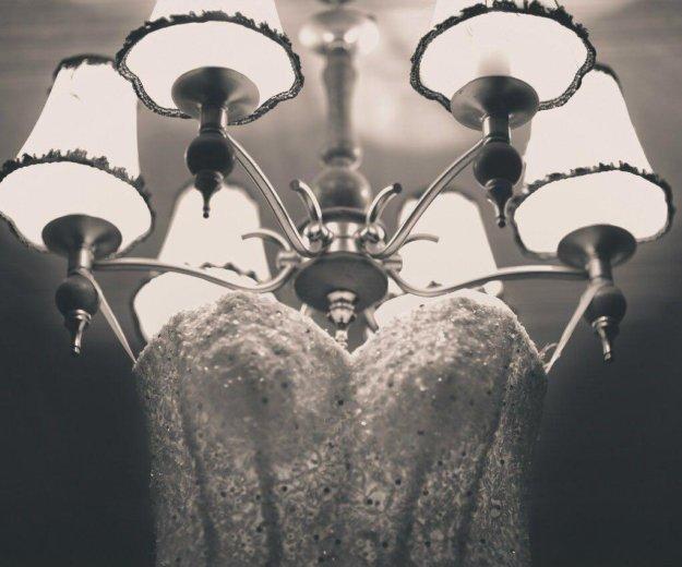 Свадебное платье. Фото 4. Маркова.