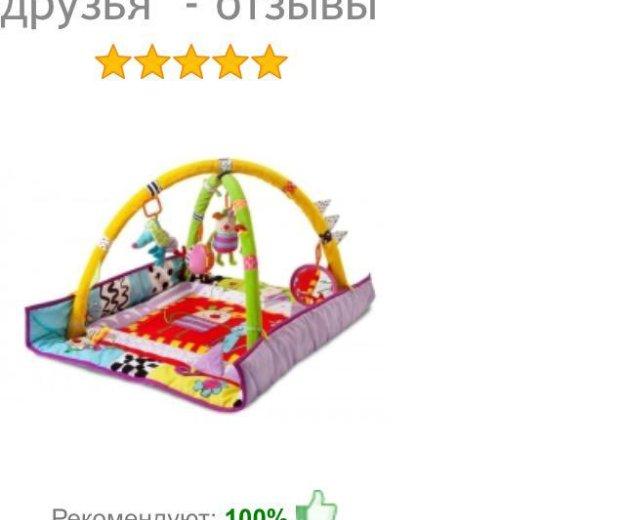 Развивающий коврик taftoys. Фото 3. Самара.