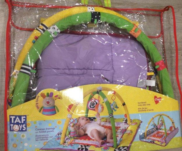 Развивающий коврик taftoys. Фото 4. Самара.