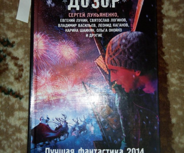 Новогодний дозор. Фото 1. Новомосковск.