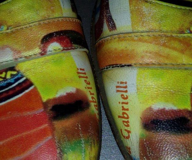 Туфли италия. Фото 1. Саратов.