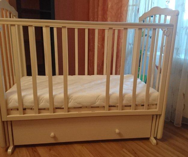 Детская кроватка. Фото 1. Дзержинский.
