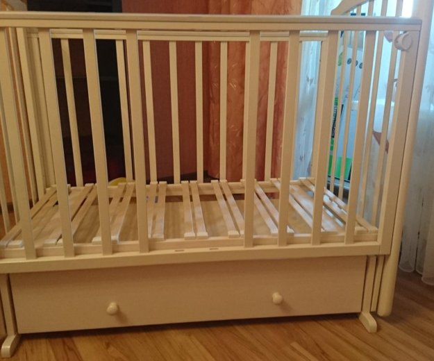 Детская кроватка. Фото 4. Дзержинский.