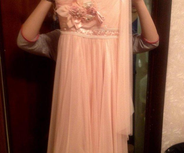 Платье бальное нарядное. Фото 1. Москва.