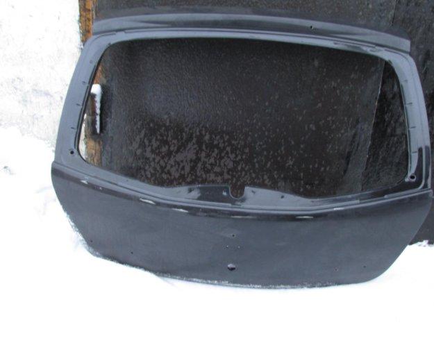 Дверь багажника для рено сандеро. Фото 1. Вологда.