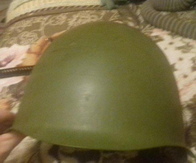 Военный шлем(настоящий). Фото 1. Нижний Тагил.