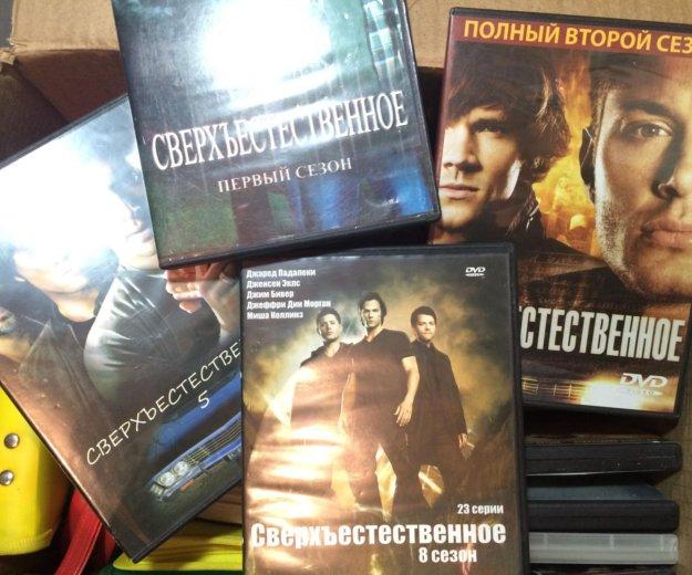 Сверхъестественное. Фото 1. Ростов-на-Дону.