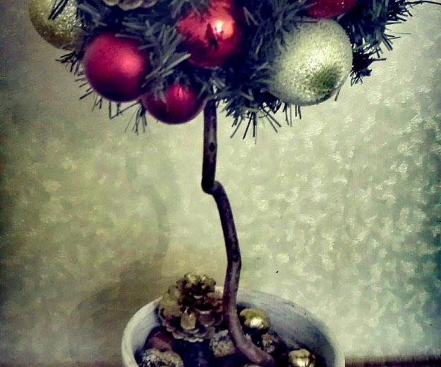"""Украшение для дома офиса новогоднее дерево """"счасть. Фото 1. Москва."""