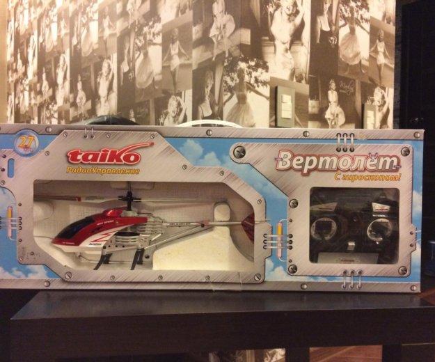 Радиоуправляемая игрушка, вертолет. Фото 4. Смоленск.