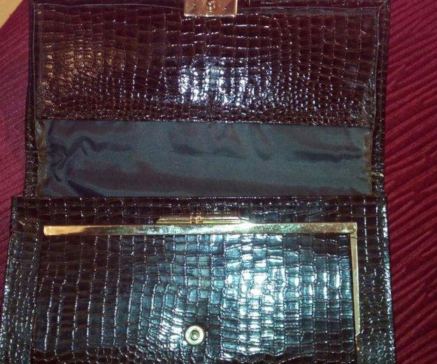 Новый портмоне большого размера. Фото 3. Москва.
