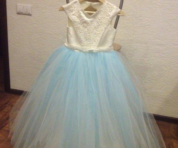 Новое детское платье 603-di. Фото 1. Санкт-Петербург.