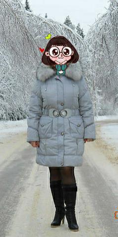 Зимнее пальто. Фото 1. Химки.