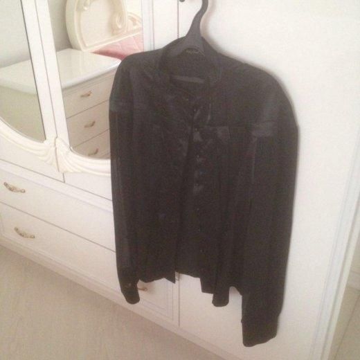 Шелковая блуза 50-го размера. Фото 1. Москва.