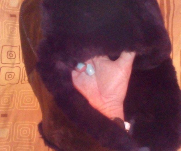 Зимняя ушанка,натуральная. Фото 4. Санкт-Петербург.
