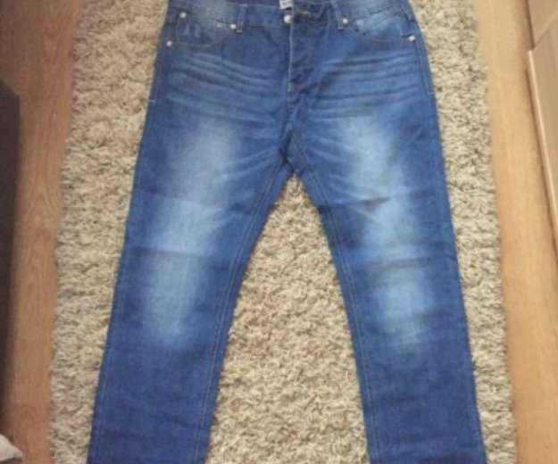 Мужские новые джинсы. Фото 1. Петрозаводск.