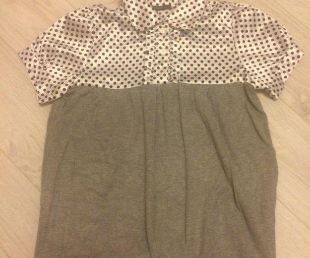Блуза,размер 42. Фото 1. Москва.