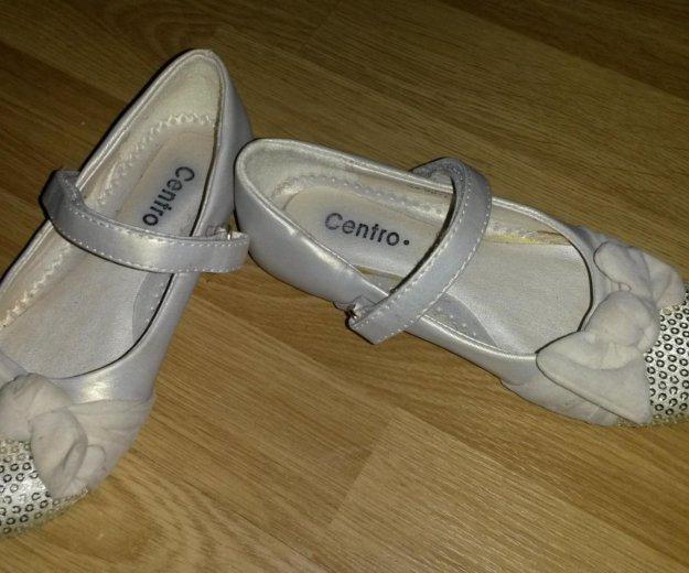 Нарядные туфли для девочки. Фото 1. Химки.