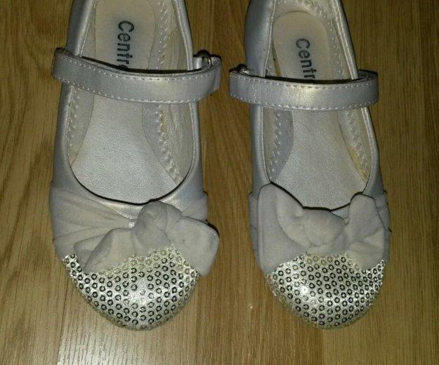 Нарядные туфли для девочки. Фото 3. Химки.