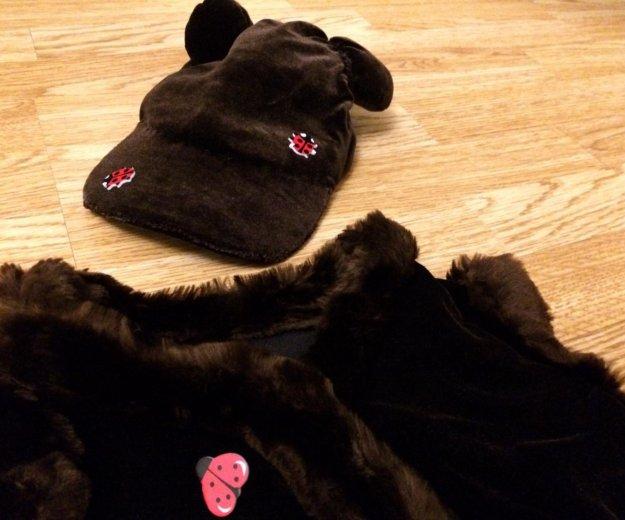 Новогодний костюм медведя на 3-4 года. Фото 3. Подольск.