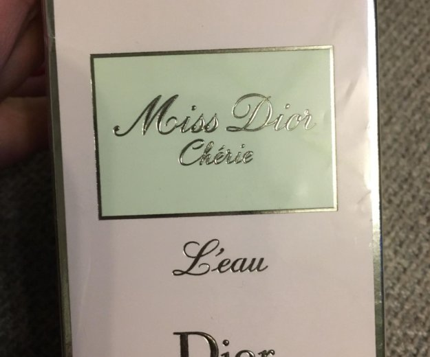 "Dior ""miss dior cherie"". Фото 1. Голицыно."