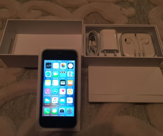 Iphone 5s 16g. Фото 4. Павлово.