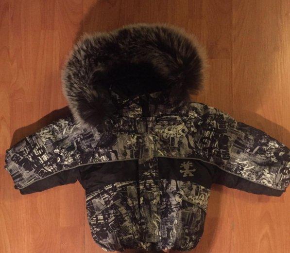 Куртка зимняя. Фото 1. Апатиты.