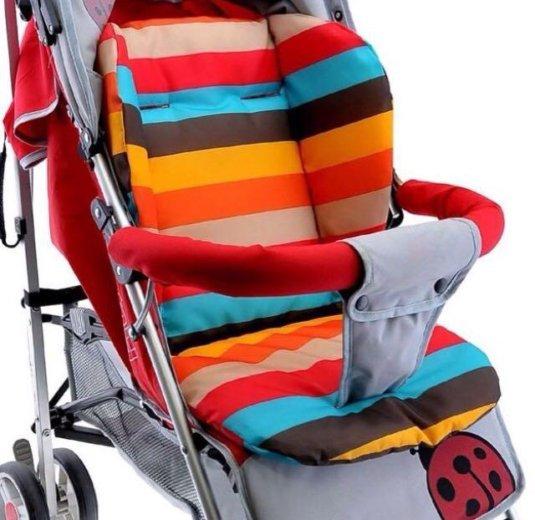 Новый матрасик для коляски, стула для кормления.. Фото 3. Москва.