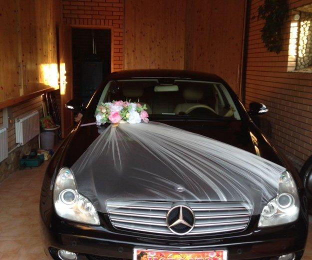 Свадебные украшения на машины. Фото 1. Алексин.
