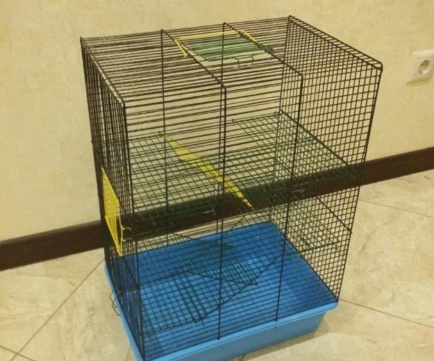 Клетка для грызунов. Фото 3. Боровск.