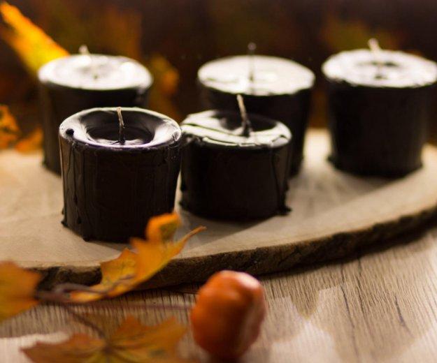 Чёрные свечи ручной работы. Фото 4. Ярославль.