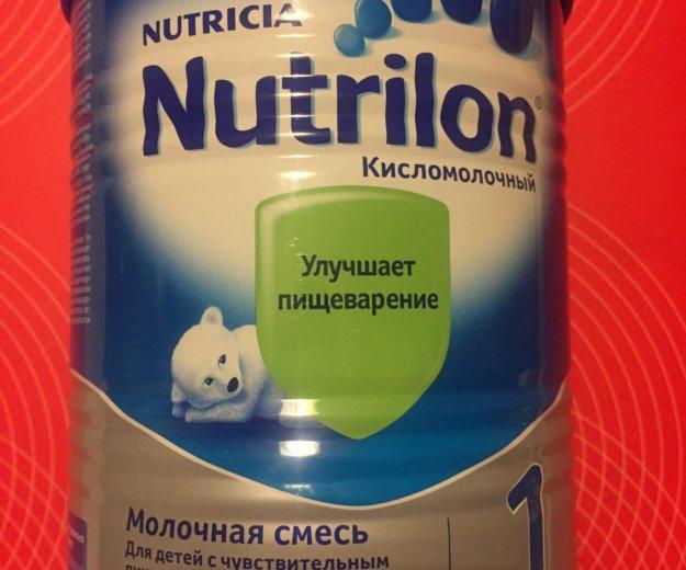 Нутрилон кисломолочный. Фото 1. Москва.