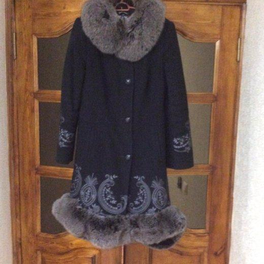 Пальто зимнее. Фото 1. Светлоград.