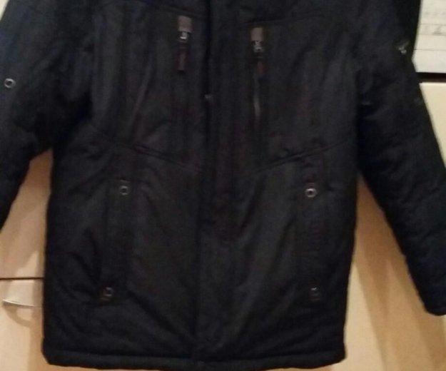 Мужская зимняя куртка. Фото 2. Псков.