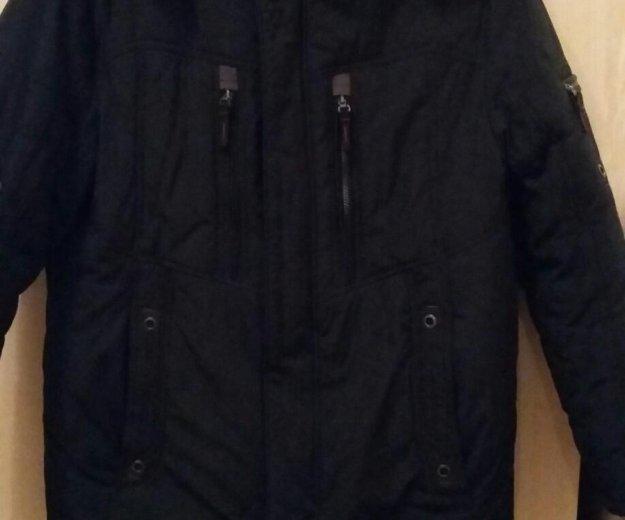 Мужская зимняя куртка. Фото 4. Псков.