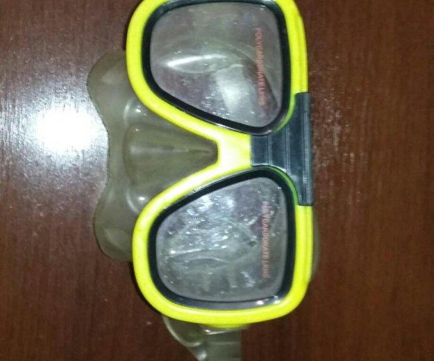 Подводная маска. Фото 2.