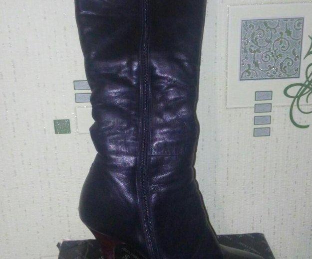 Зимние сапоги женские. Фото 1. Нефтеюганск.