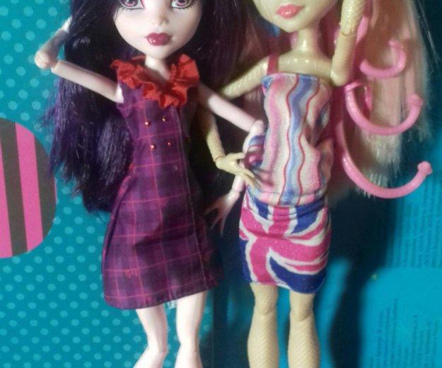Продаю кукол монстр хай. Фото 4. Краснодар.