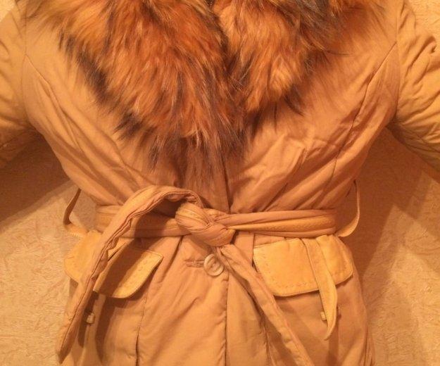 Зимняя куртка. Фото 1. Химки.